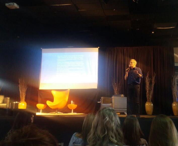 """""""Prestação de contas em marketing"""" no evento O Negócio da Moda em  Balneário Camboriú/SC - Novembro de 2016"""