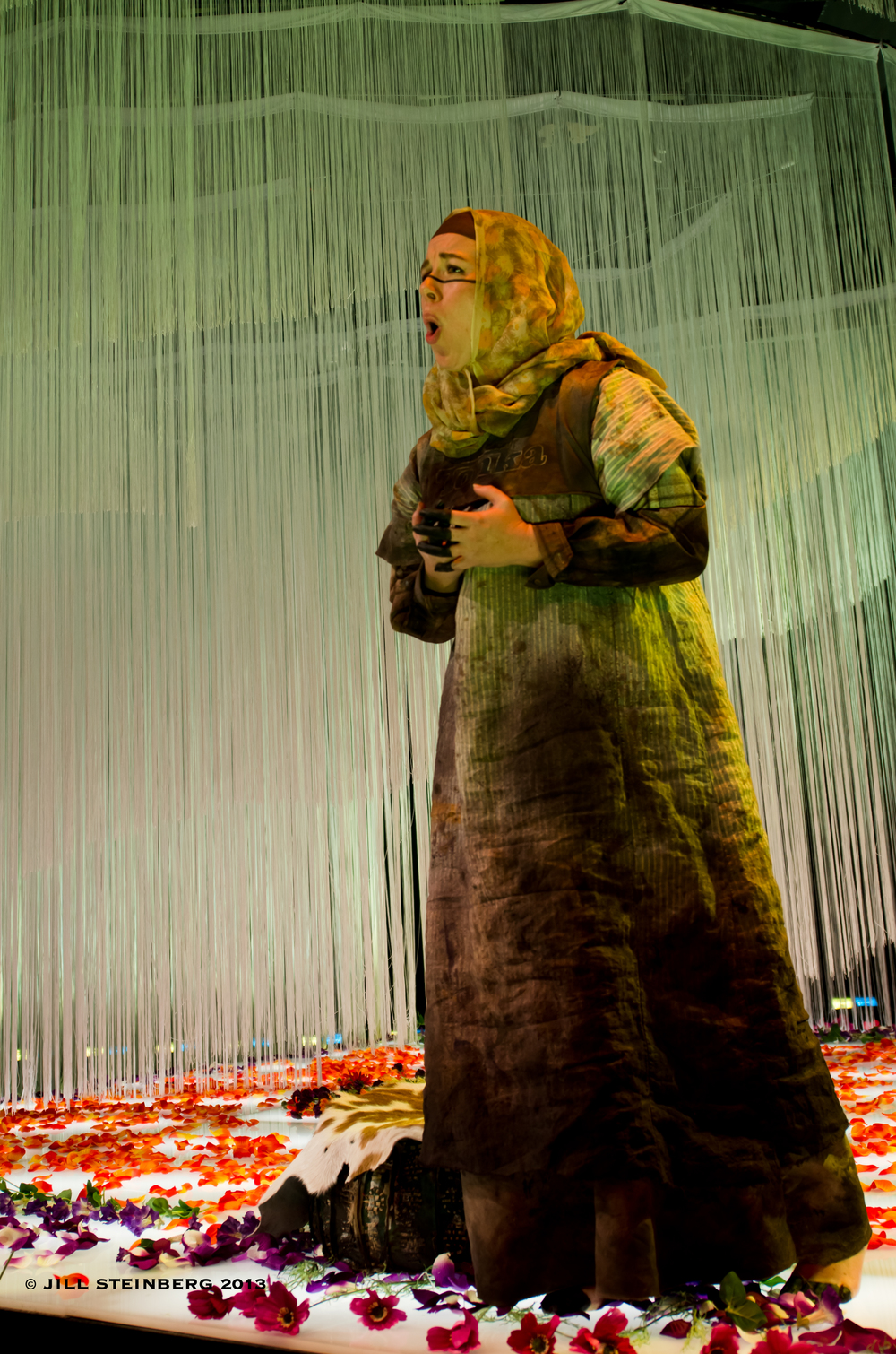Sumeida's Song at HERE Arts Center (Prototype Festival 2013)