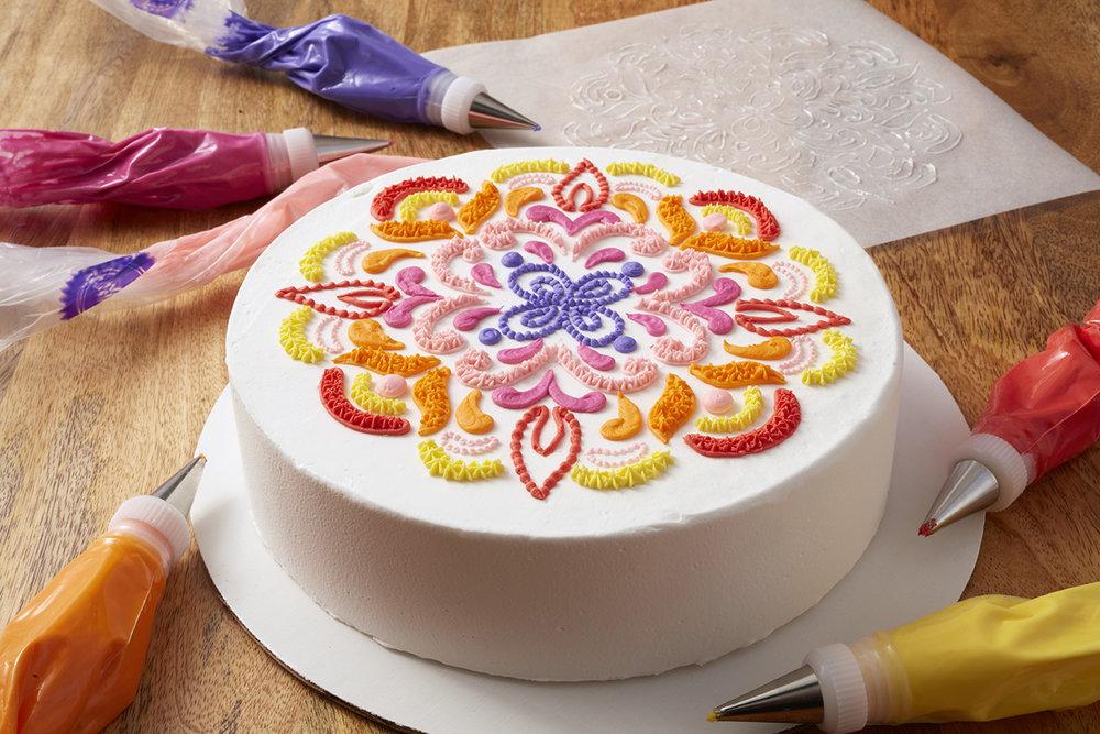 Custom Cake Design Chef Carol