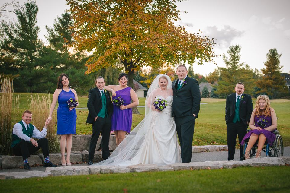 Deer Creek wedding