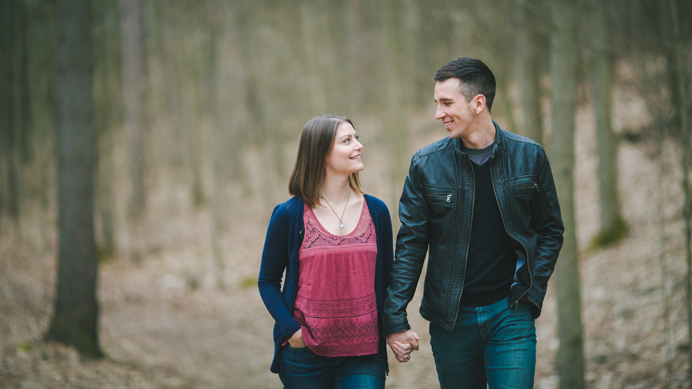Durham Forest Wedding and Engagement Photographer