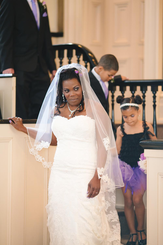 Victoria Hall wedding