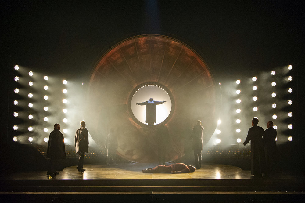Tosca Opera North