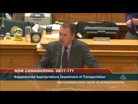 "Rep Lundeen: ""Not a nickel more"""