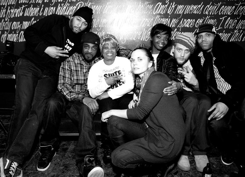 Ma Dukes and Crew