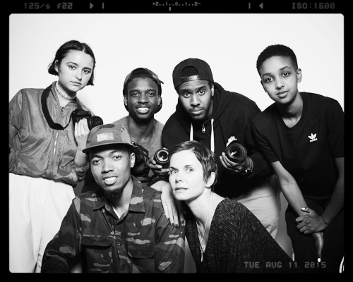 Didi, Chad, Yasin, Setti (Top) Will, Anna (bottom)