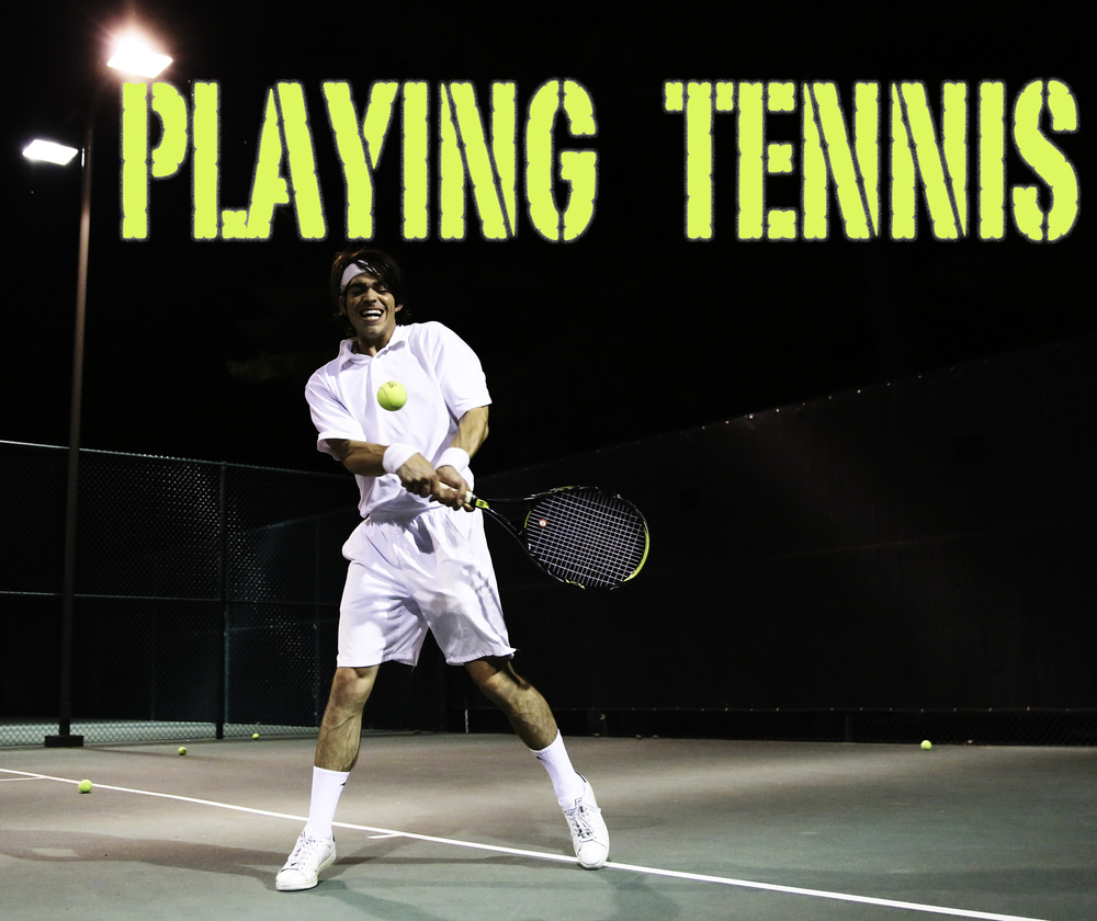 Contact me to book a tennis lesson and begin developing a skill that will last you a lifetime!