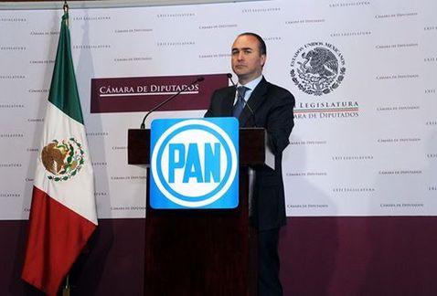 Luis Alberto Villarreal, ex coordinador de la bancada del PAN en la Cámara de Diputados. (Tomada de Facebook / camaradediputados)