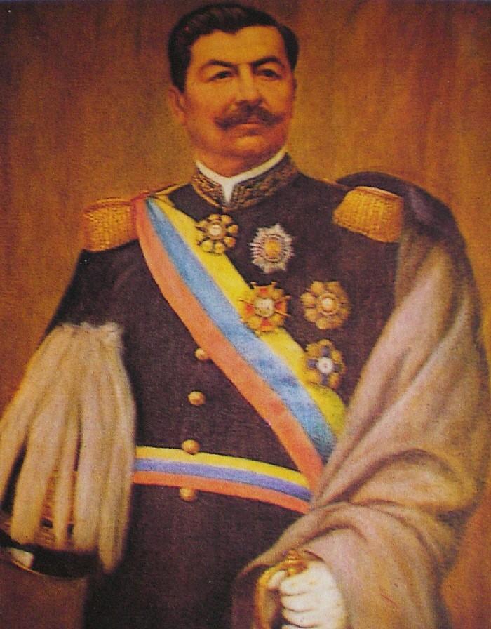 Juan Vicente Gómez, dictador venezolano