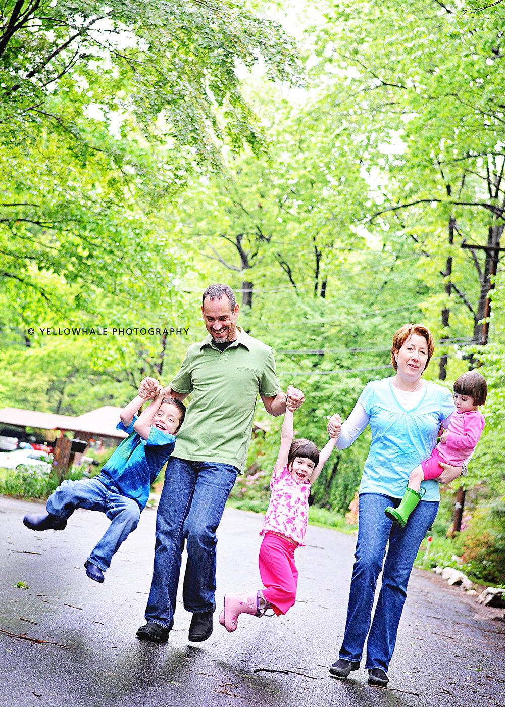 Lemar family 2008