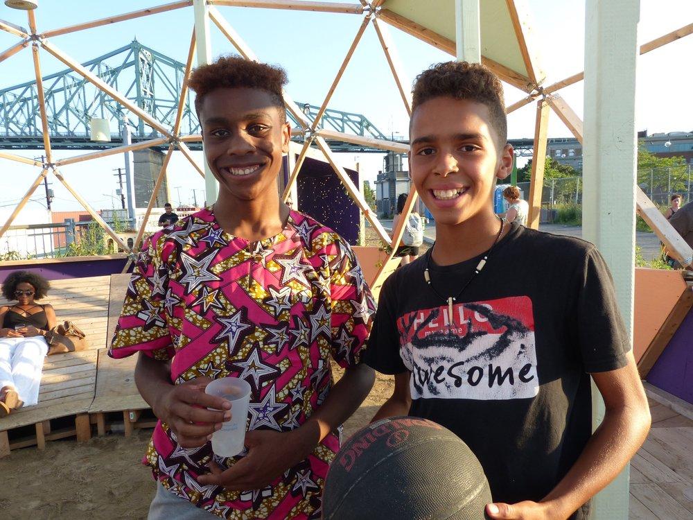 Nicholas&Evans - L'impact de la jeunesse