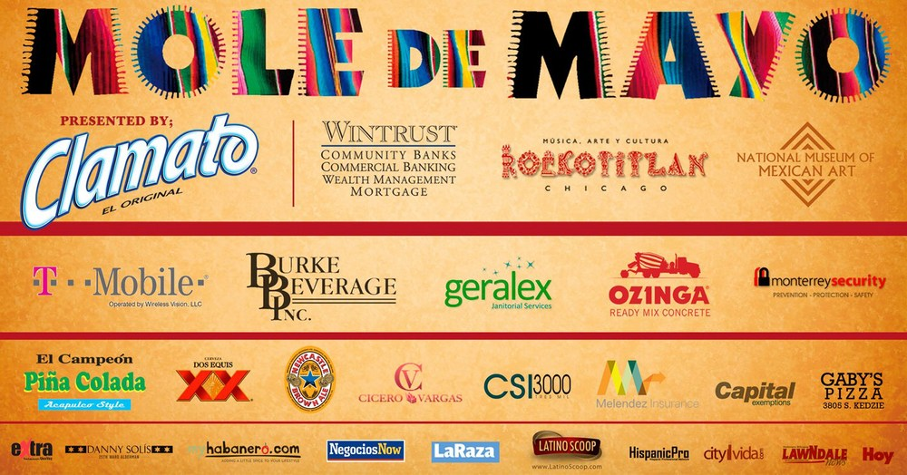 For a  full review of the 2013 Mole De Mayo  festival read this article by the Pilsen Portal.