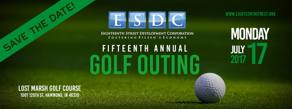 13th Annual Golf