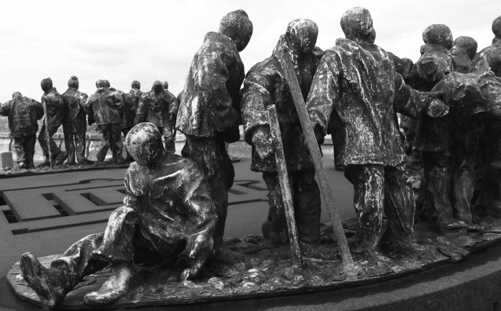 War memorial, Katwijk, Netherlands