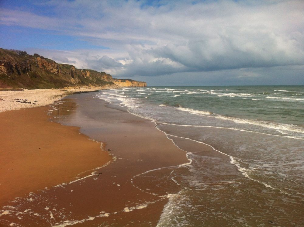 Omaha Beach, Normandy
