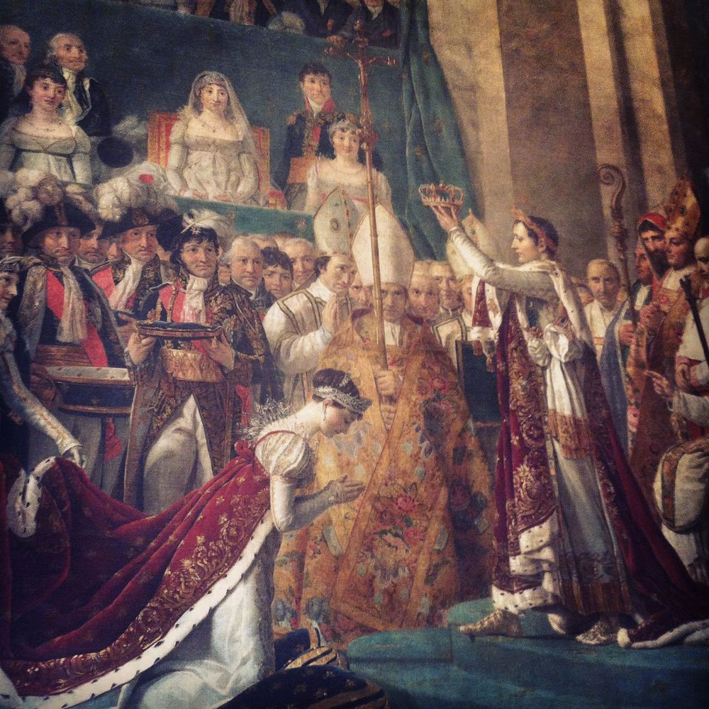 The Coronation of Napoleon I.