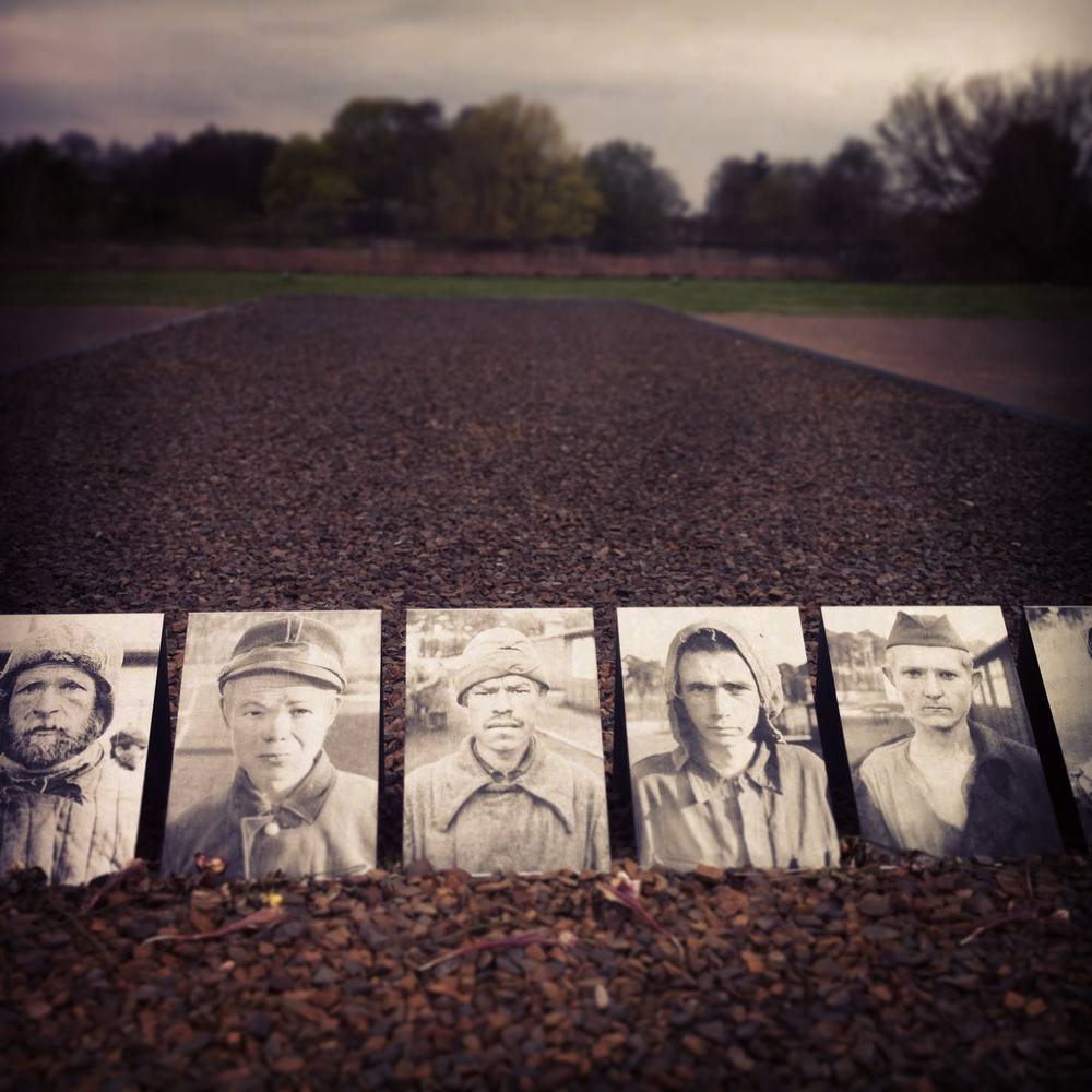 Sachsenhausen Concentration Camp (©Deborah Clague)