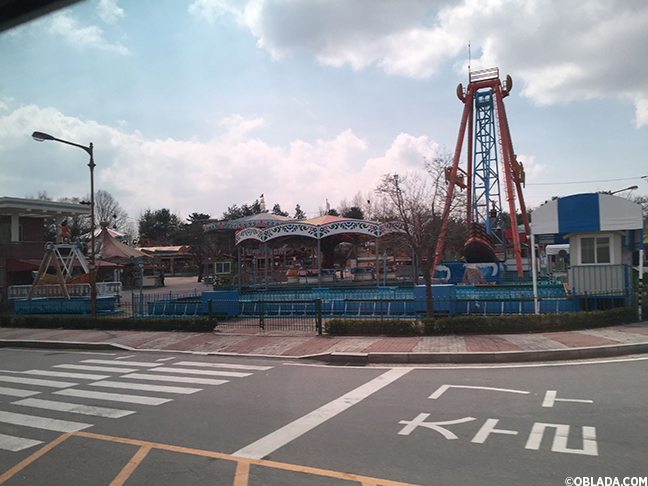 Amusement park at Imjingak Park (©Deborah Clague/Oblada.com)