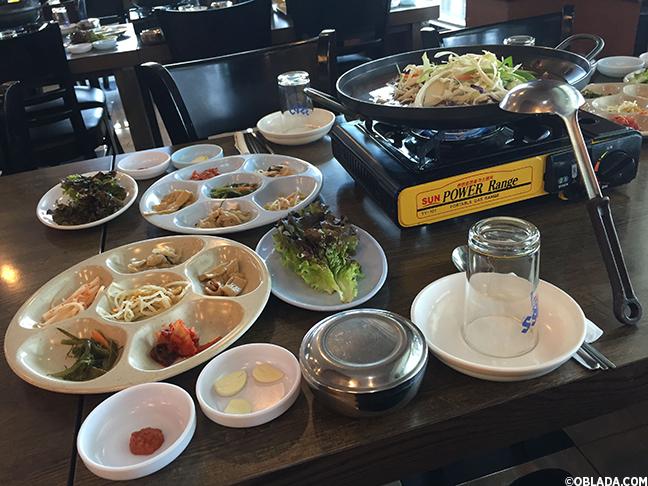 Bulgogi lunch (©Deborah Clague/Oblada.com)