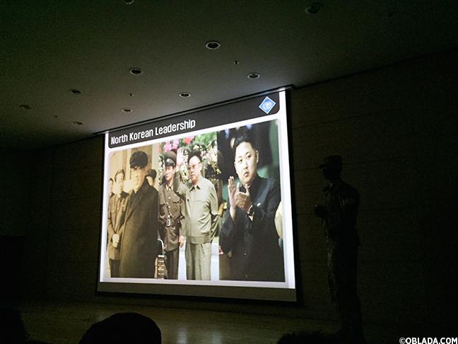 Security briefing at the JSA (©Deborah Clague/Oblada.com)