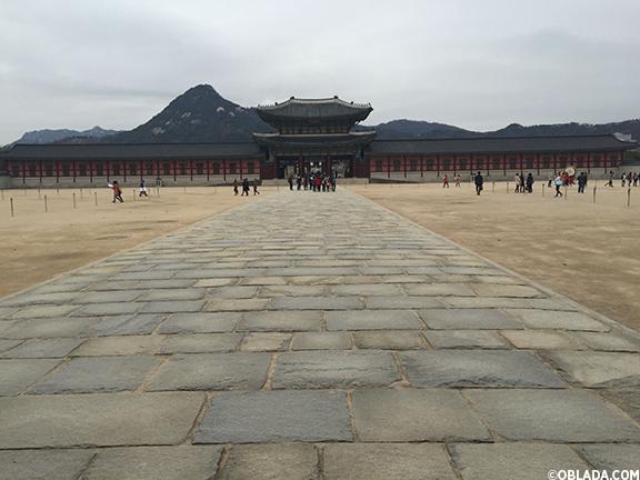 Gyeongbokgung Palace (©Deborah Clague/Oblada.com)