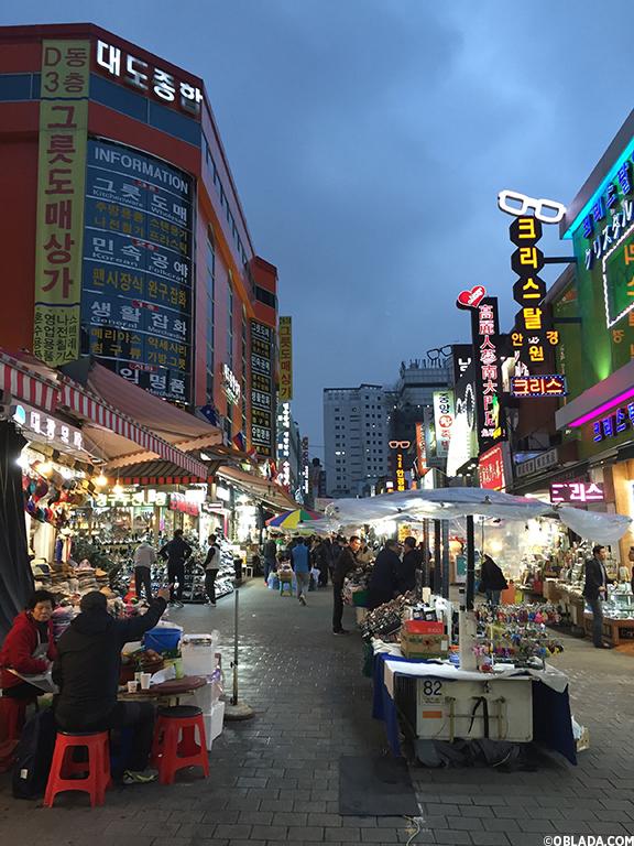Namdaemun Market (©Deborah Clague/Oblada.com)