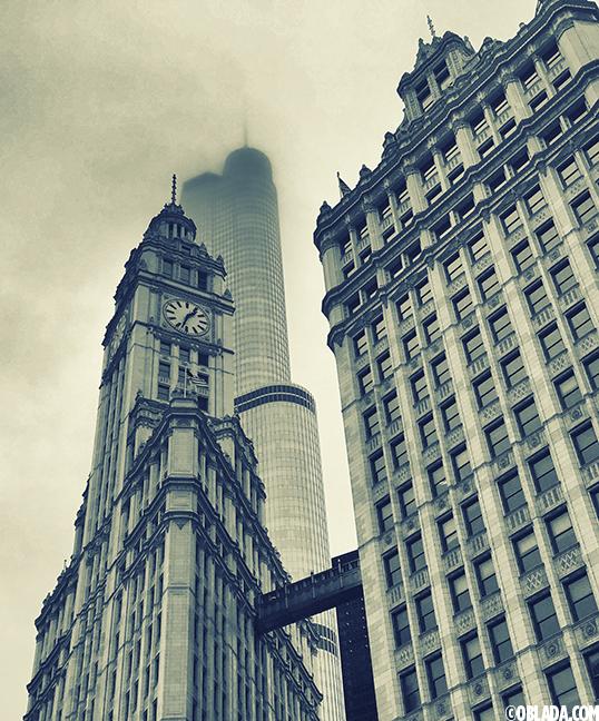 Wrigley Building (©Deborah Clague/Oblada.com)