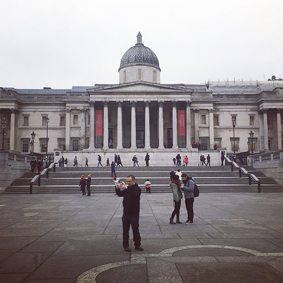 National Gallery, London (©Deborah Clague)