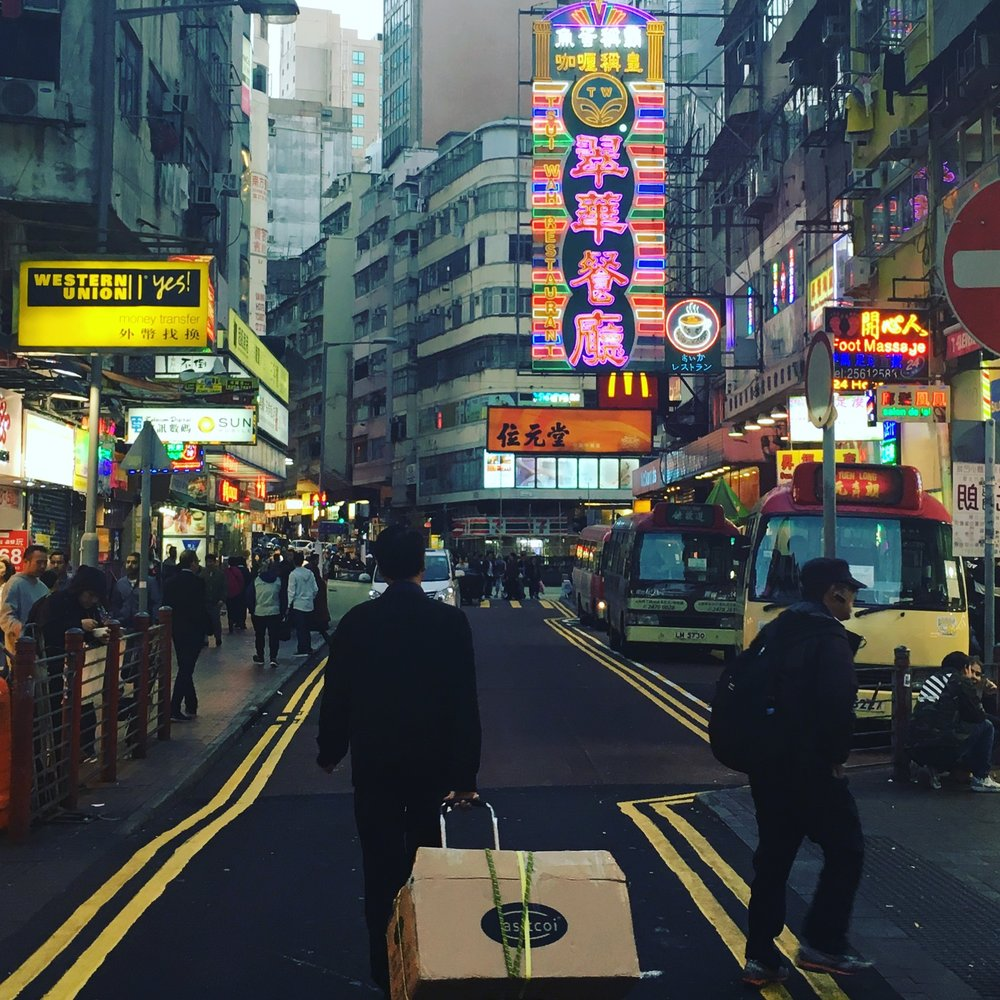 Hong Kong (©Deborah Clague, 2018)