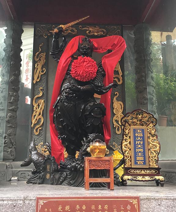 Wong Tai Sin Temple, Hong Kong (©Deborah Clague, 2018).