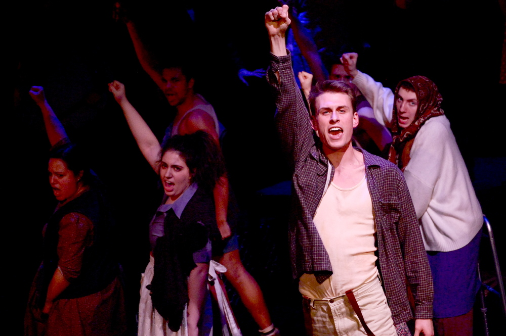 Urinetown. Directed by Ashley Marks.  The Boston Conservatory.