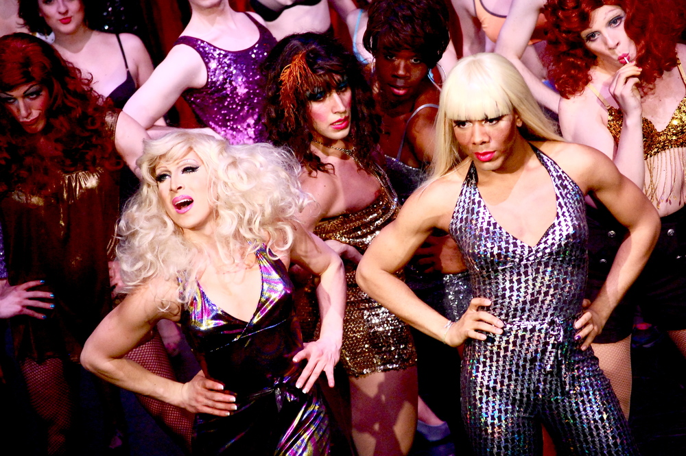 Drag Show. Directed by Tim Renaldi and Christian Bufford.  The Boston Conservatory.