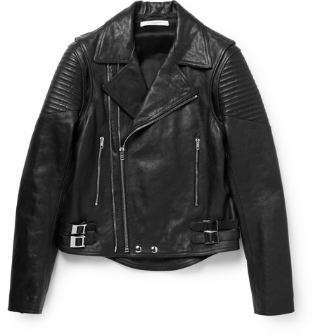 Givenchy Zip Off Sleeves Leather Biker Jacket.jpg