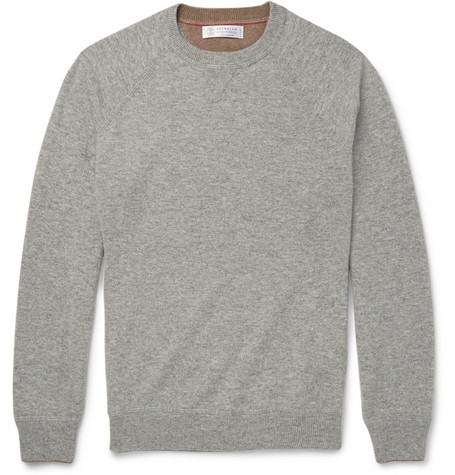 Brunello Cucinelli Crew Neck Cashmere Sweater.jpg