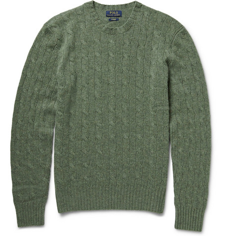 Polo Ralph Lauren Cable Knit cashmere sweater.jpg