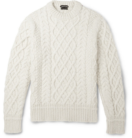Tom Ford Cable Knit Merino Woold and Cashmere Blend Sweater.jpg