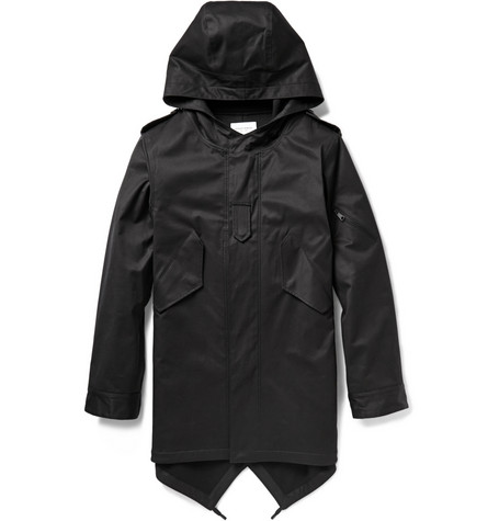 public school hooded cotton canvas fishtail parka.jpg