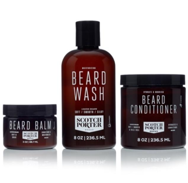 Scotch Porter - Beard Care Collection