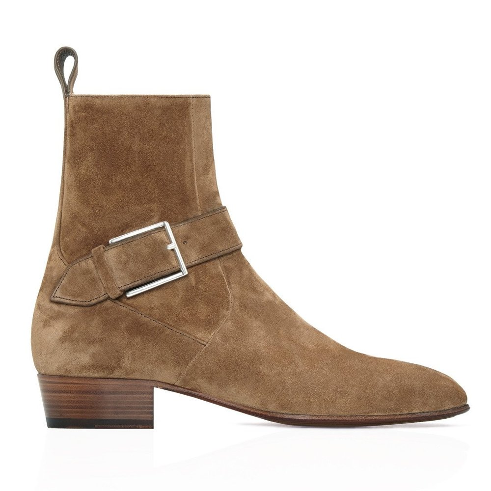 Represent CLO - Zipped Strap Boot