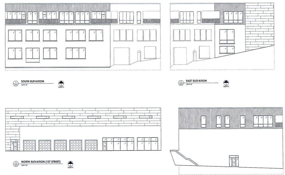 624 East Superior Street development elevations |   Duluth Planning Commission