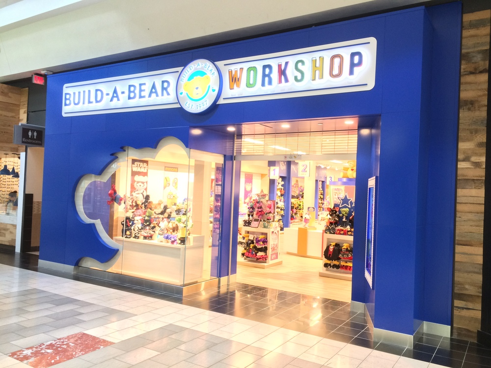 Build-A-Bear Workshop's newest store design  |  MDS