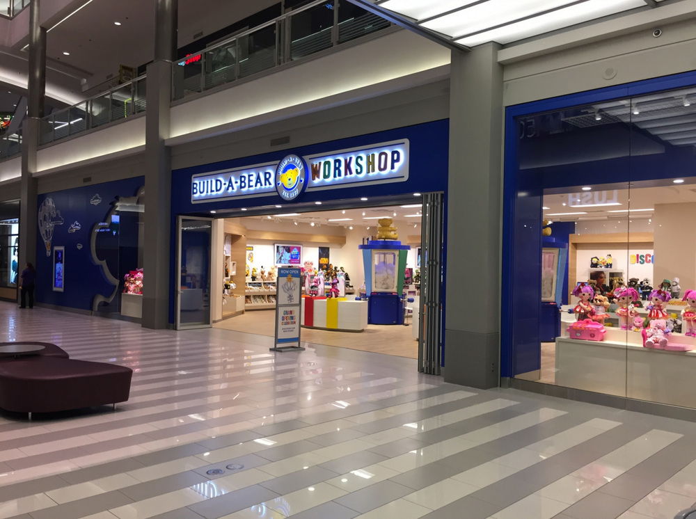 Build-A-Bear Workshop at Mall of America  |  MDS