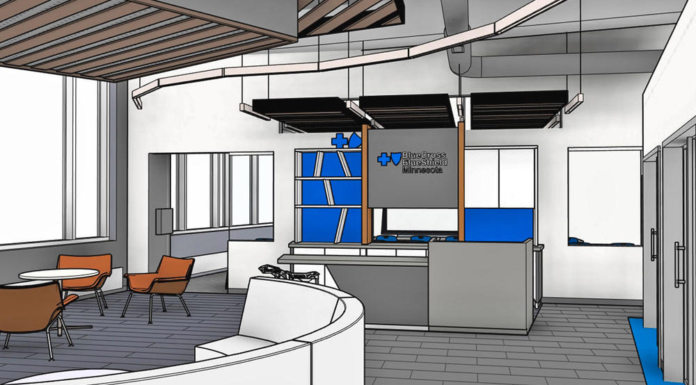 BLUE CROSS BLUE SHIELD                                                                                                                                             COMMERCIAL  |  425 EAST SUPERIOR STREET  |  DULUTH                                                                                                     PLANNED COMPLETION: FALL 2016