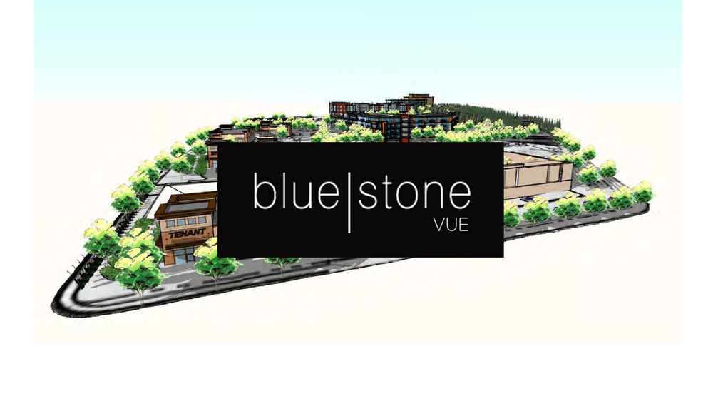 BLUESTONE VUE  (FINAL PHASE OF BLUESTONE COMMONS DEVELOPMENT)                                                                          MIXED-USE  |  SUMMIT DRIVE  |  DULUTH                                                                                     CONSTRUCTION START:  FALL 2016