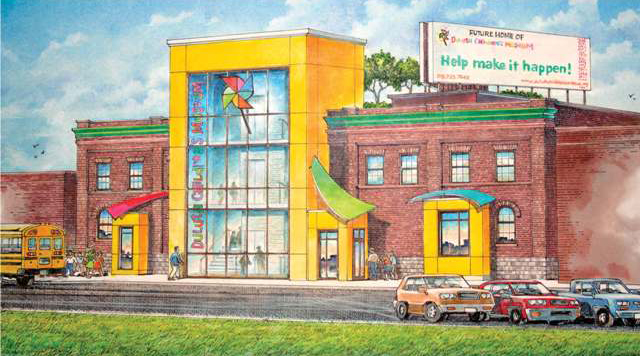 DULUTH CHILDREN'S MUSEUM                                                                                                                                  commercial  |  HELM STREET  |  DULUTH                                                                                       CONSTRUCTION START:  tbd