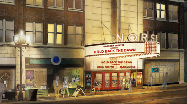 NORSHOR THEATER RESTORATION                                                                                                               COMMERCIAL  |  211 EAST SUPERIOR STREET  |  DULUTH                                       CONSTRUCTION START:  FALL 2016