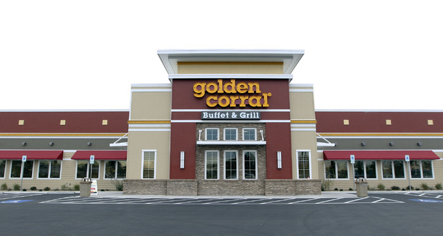 A recently opened Golden Corral location in Las Vegas |   Review Journal