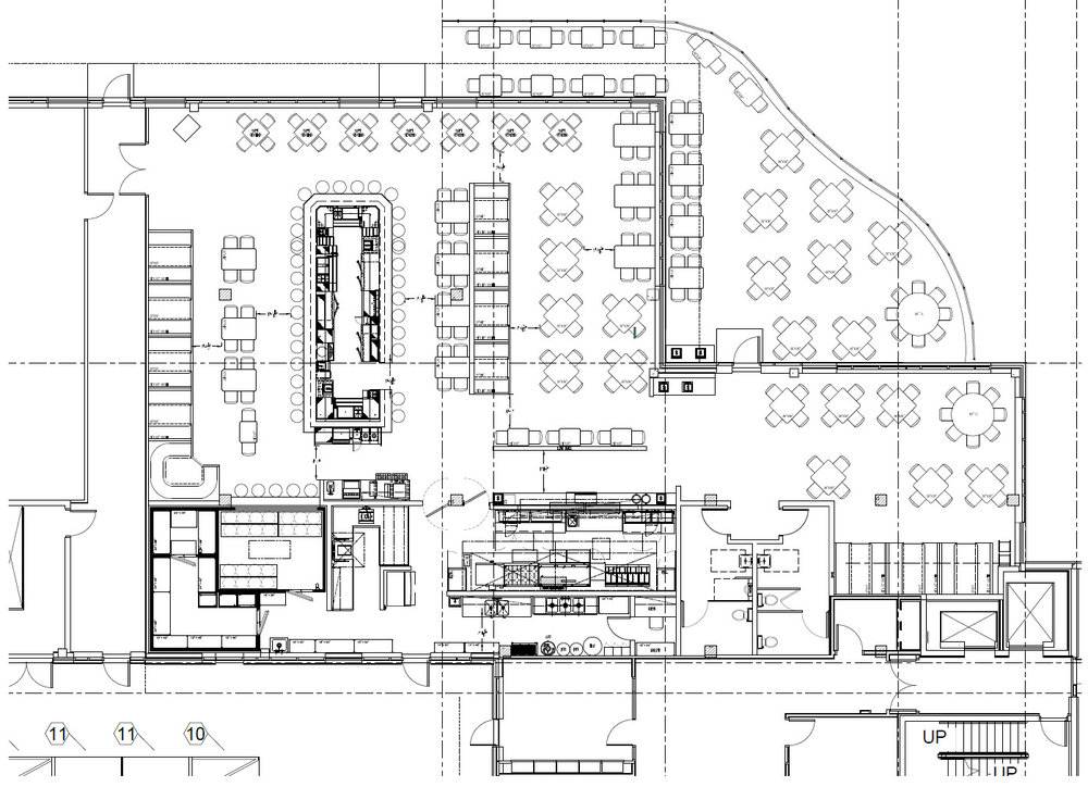 Layout for the Duluth Crooked Pint location  |  Duluth Planning Commission
