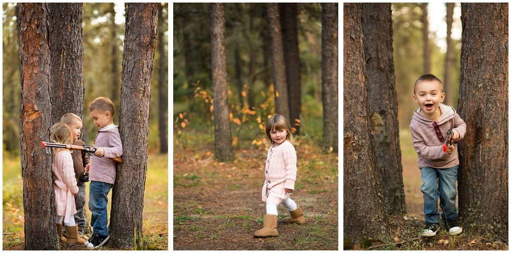 These little adventurers make for quite the trio. Rose assures me that having a three year old and TWIN two year olds is a beautiful kind of chaos, and I do not doubt her in the slightest. They are an adorable and very busy little gang!