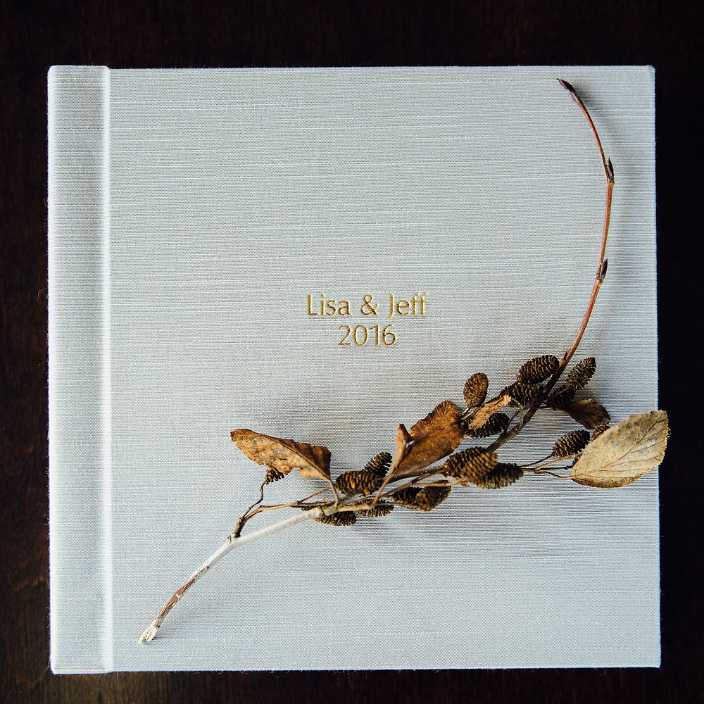 wedding and engagement albums handcrafted in Canada